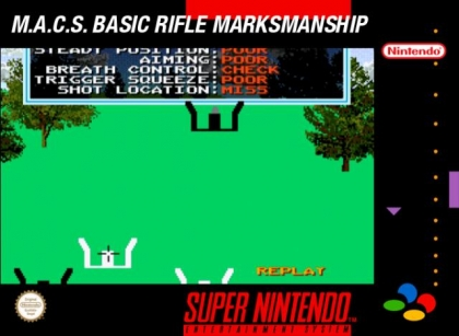M.A.C.S. Basic Rifle Marksmanship [USA] (Beta) image